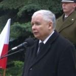 Odsłonięcie tablicy poświęconej śp. Prezydentowi L. Kaczyńskiemu