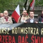 Marsz rotmistrza Pileckiego 2016