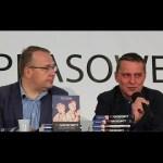"""Piotr Gociek, """"POgrobowcy. Po co partii Petru Polska"""" i Cezary Gmyz"""