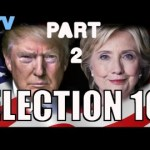 Election'16 – Clinton vs Trump (cz. 2)
