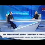 Jak reformować daniny publiczne w Polsce?