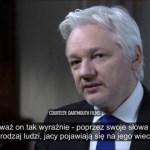 Julian Assange: Jak postrzegany jest Trump