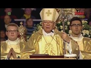 XXV Rocznica Powstania Radia Maryja – Msza Święta