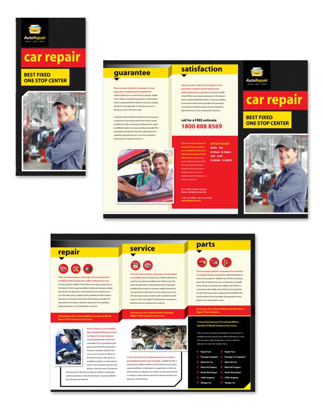 auto repair services tri