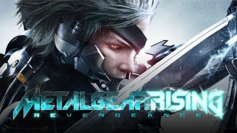 Image result for metal gear rising