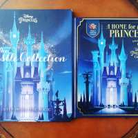 Disney Obsession: Disney Princess Castle Books