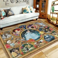 Disney Obsession: Disney Character Rugs