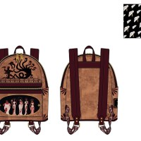NEW! Disney Bags by Loungefly featuring Hercules  and WandaVision