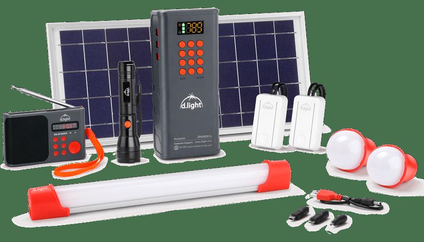solar lanterns for camping d light