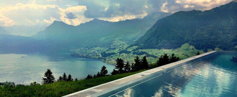 افضل فنادق في سويسرا