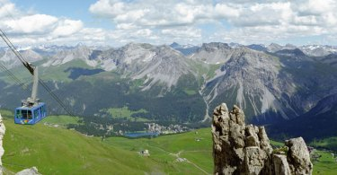السياحة في اروسا سويسرا
