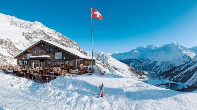 مدينة ساس في سويسرا
