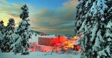 سويسرا في الشتاء