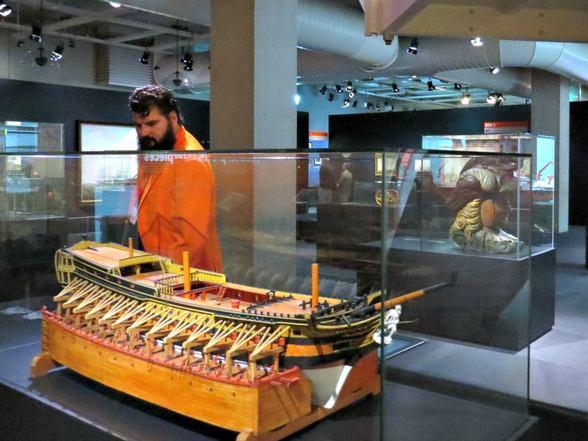 متحف روتردام البحري