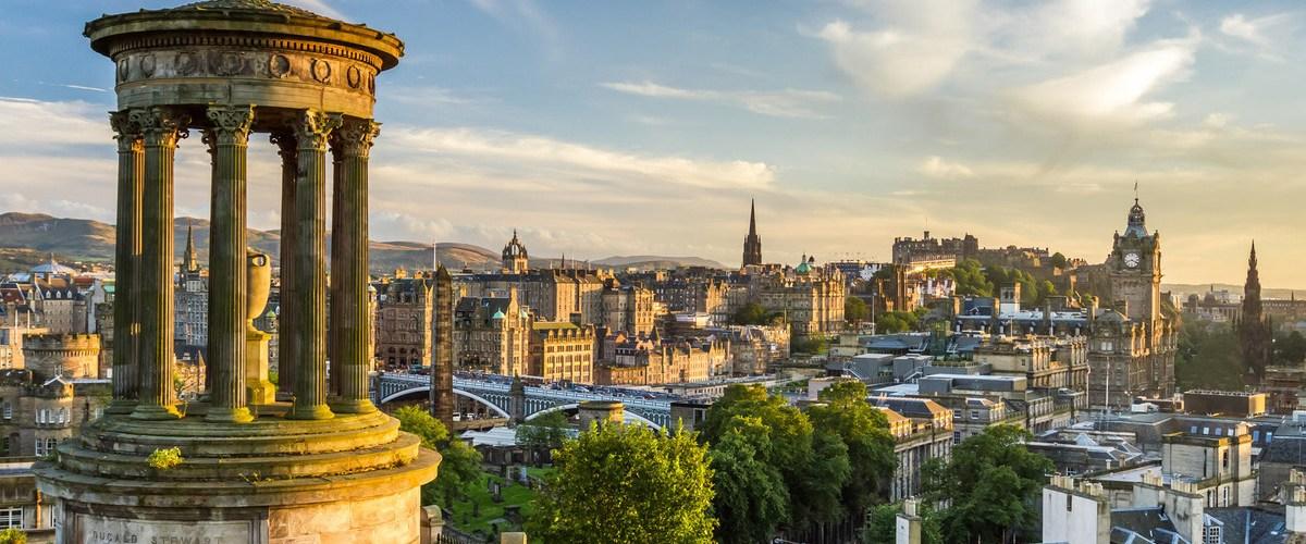 مدينة ادنبرة