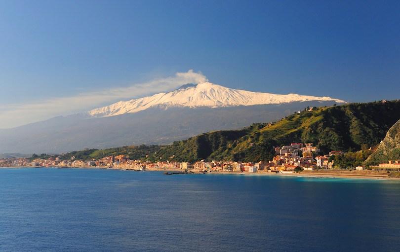 جبل Etna