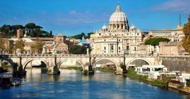 مدينة روما عاصمة ايطاليا