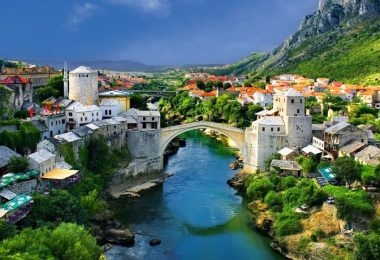 اماكن سياحيه في البوسنه