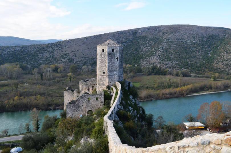 قلعة Jajce