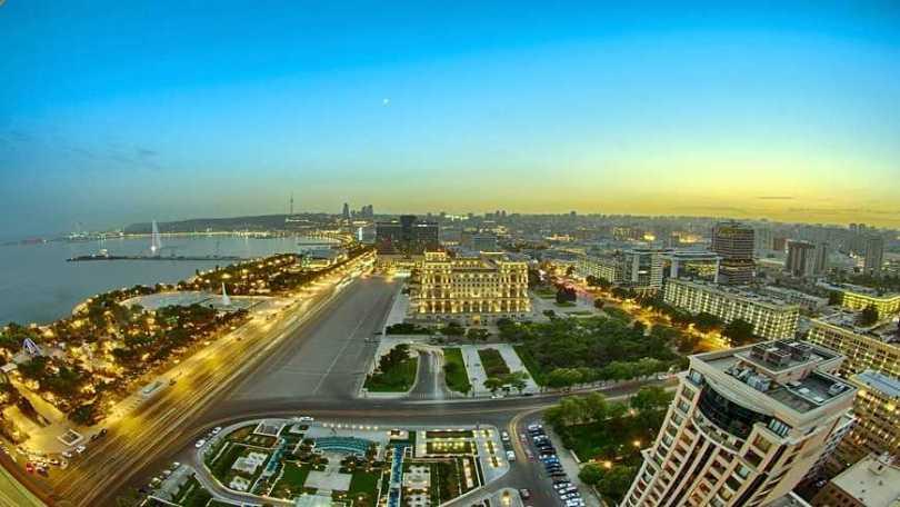 فنادق كنجه أذربيجان