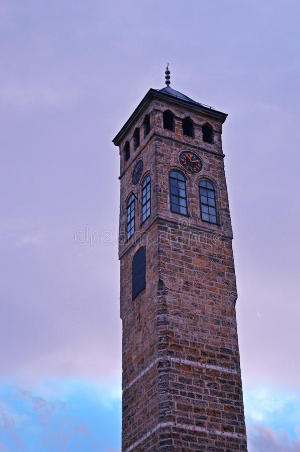 برج الساعة في البوسنة