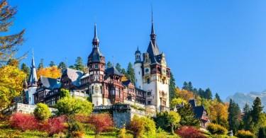 المناطق السياحية في رومانيا