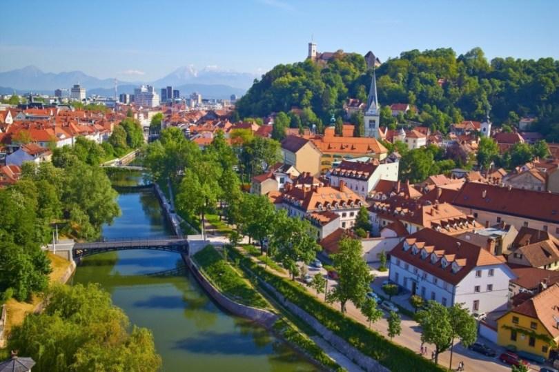 مناطق السياخة في سلوفينيا