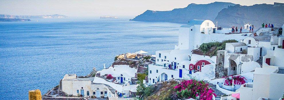 اجمل جزر اليونان
