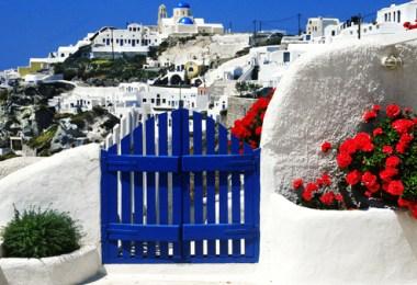 مناطق سياحية في اليونان