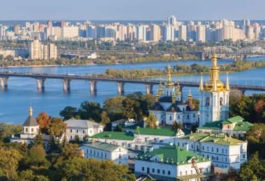 كم تكلفة السياحة في اوكرانيا