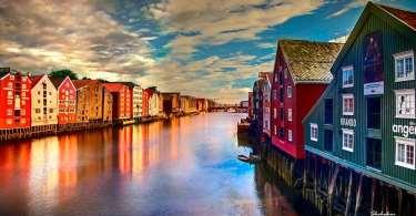 مدن النرويج