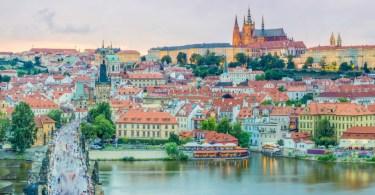 تكلفة السياحة في التشيك