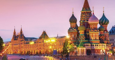 عاصمة روسيا