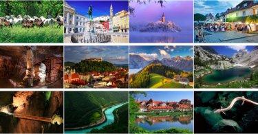 معالم سلوفينيا