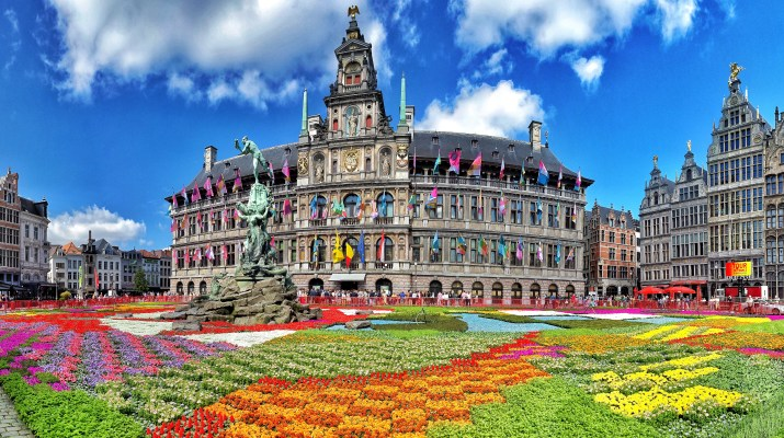 Flower Carpet Grand Place