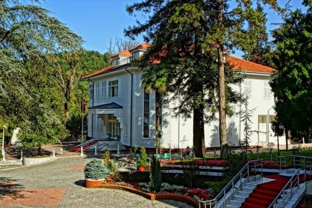 متحف قصر أتاتورك