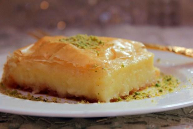 طبق Laz Böreği