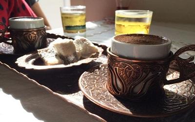 مشروبات تركية