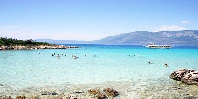الجزر التركية