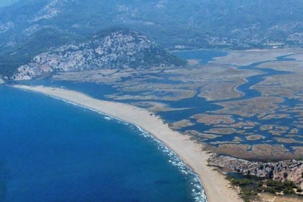 من أفضل الشواطئ في تركيا -بيتش