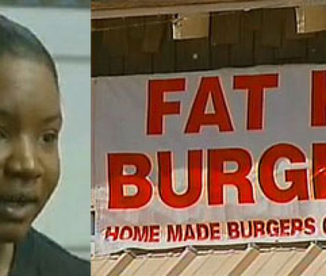 Lakita Evans The Creator And Owner Of Fat Ho Burgers In Waco Texas 23 Year Old Lakita Worked Her Way Through College Just So She Could Erect A Fat Ho In