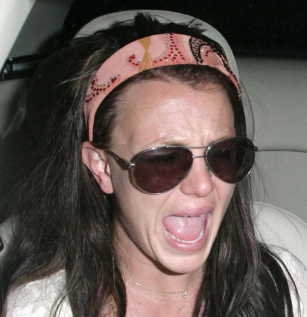 Britney Crys Too.