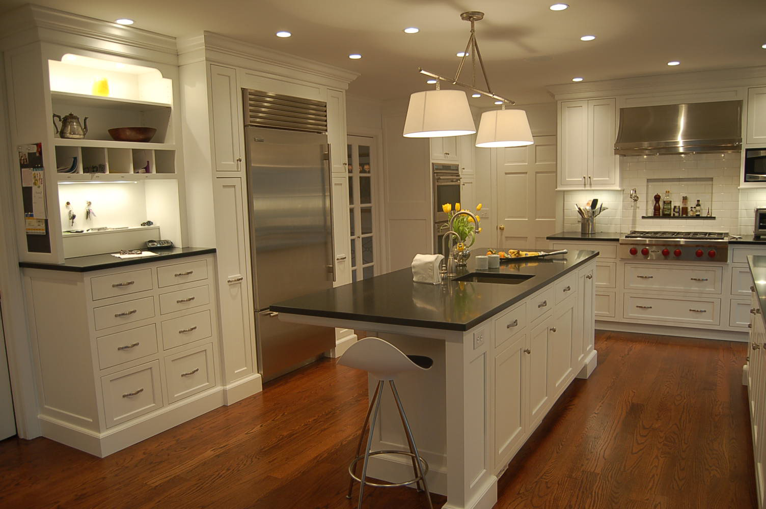 kitchen remodeling cabinets plumbing waltham ma | dlm remodeling