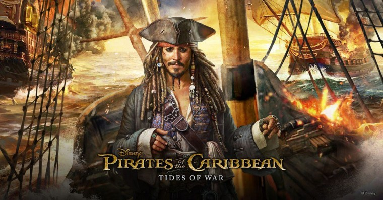 لعبة Pirates of the Caribbean