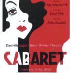 Cabaret (2009)
