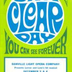 On a Clear Day You Can See Forever (1969)