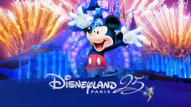 Disneyland Paris 25th Anniversary Guide