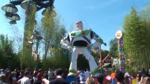 Toy Story Playland Walkthrough Tour