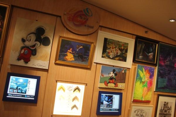 Disney Art Demand Dreamed . Dlp Town Square - Disneyland Paris