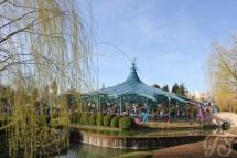 Favourite Land Fantasyland Dlp Town Square - Disneyland